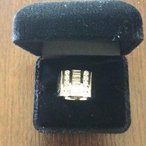 Other - Men's Gold Diamond Ring